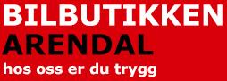 Bilbutikken Arendal